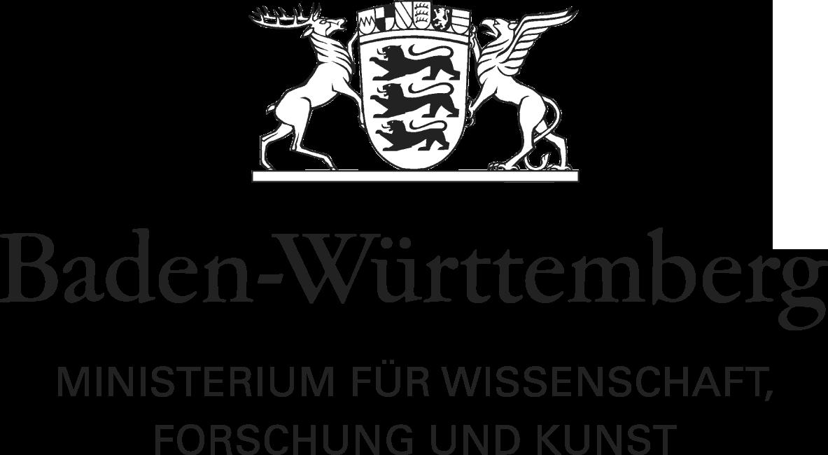 Baden-Württemberg - Logo - Ministerium für Wissenschaft, Forschung und Kunst