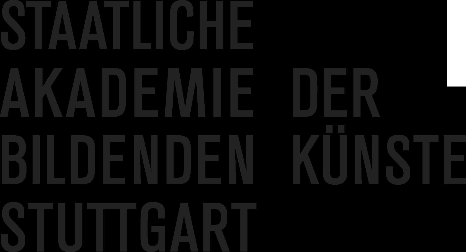 Staatl. Akademie Schloß Solitude Stuttgart