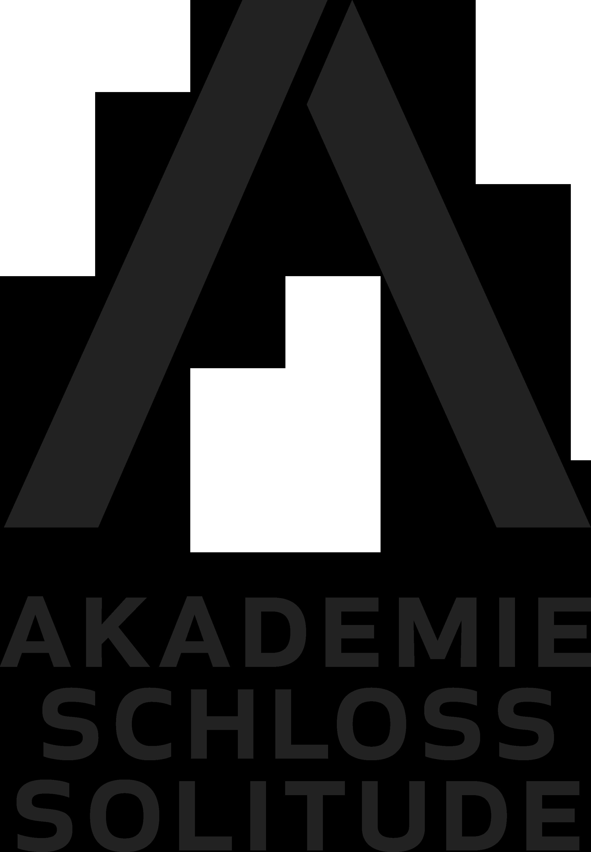 Akademie Schloß Solitude - Logo